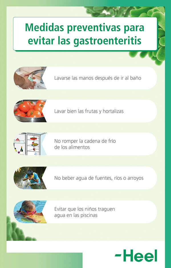 Trastornos intestinales en verano: ¿cómo eviatarlas? - HeelProbiotics - HeelEspaña