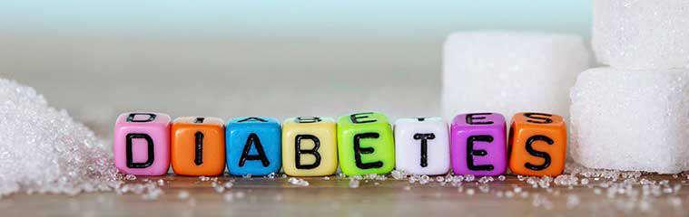 Dieta variada: cómo controlar la diabetes - HeelEspaña
