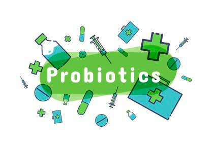 Relación de probióticos, alimentación y microbiota - HeelEspaña