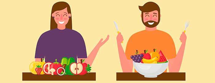 alimentación y el estado de ánimo: dieta - HeelEspaña