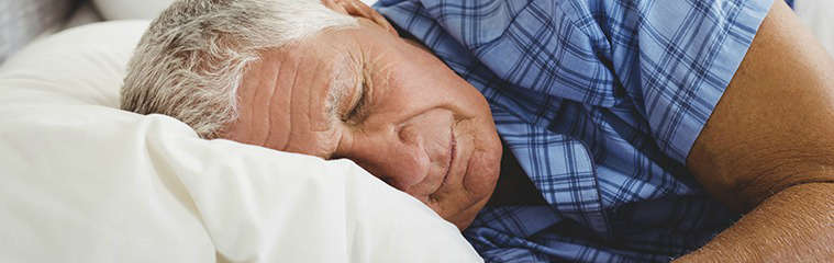¿Cuál es la relación entre trastornos del sueño y envejecimiento? - HeelEspaña