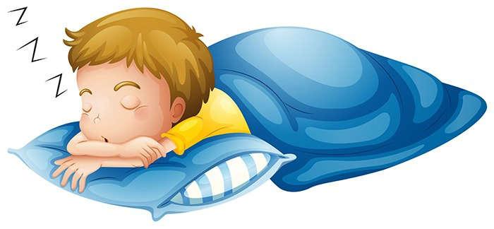 Motivos de la mala calidad del sueño en niños - HeelEspaña