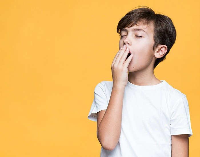 Cómo afectan los trastornos del sueño en los niños - HeelEspaña