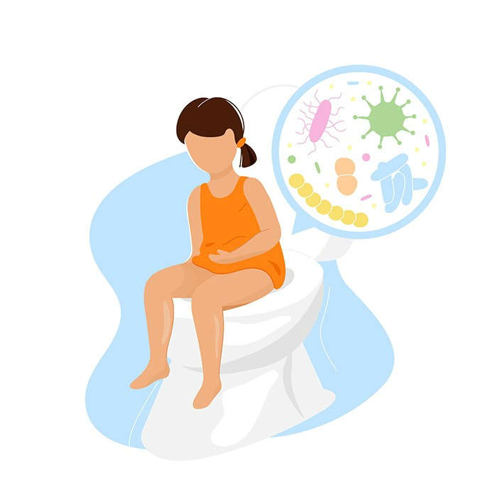 Causas de la diarrea vírica - HeelProbiotics - HeelEspaña