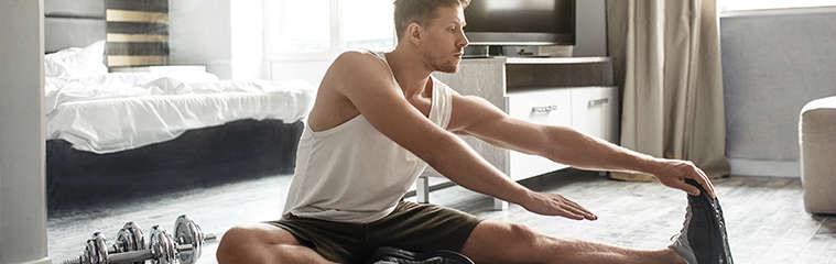 Hacer ejercicio en casa durante el confinamiento - HeelEspaña