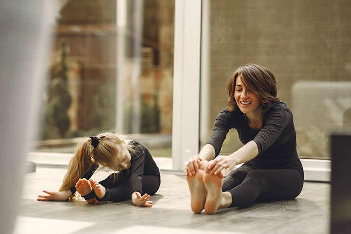 Ante el confinamiento, ejercicio en casa - HeelEspaña