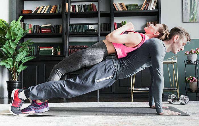 Consejos para realizar ejercicio en casa - HeelEspaña