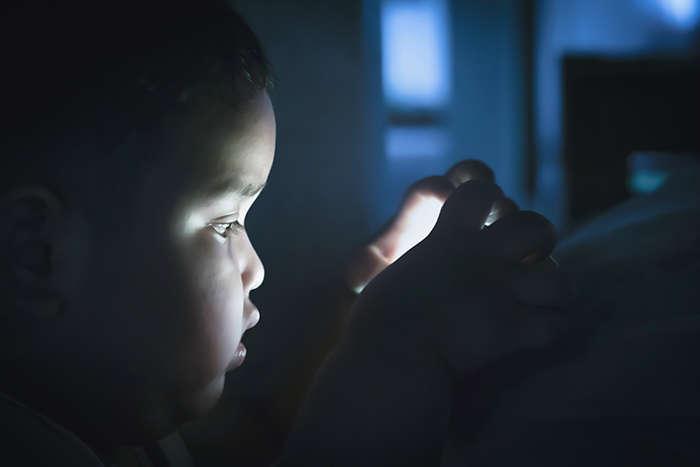 Efectividad de la melatonina en niños - HeelEspaña