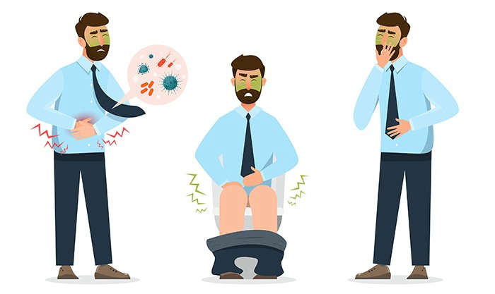 Cómo actuar con la diarrea vírica - HeelProbiotics - HeelEspaña