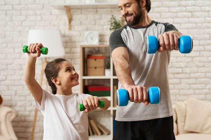 Tipos y los mejores ejercicios en casa - HeelEspaña