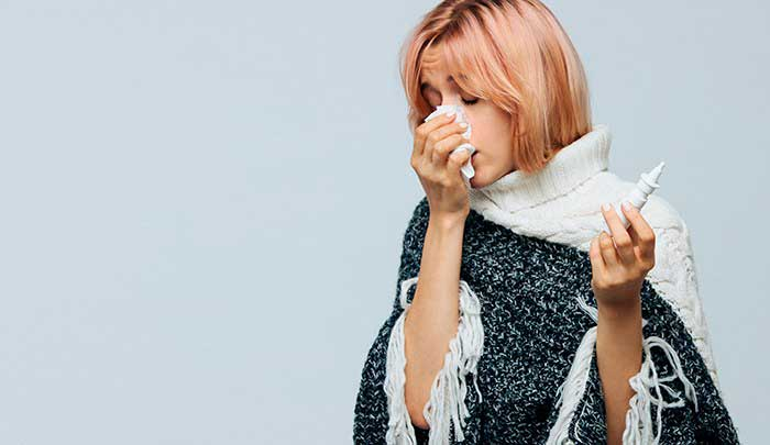 Frío, ¿causa de las patologías de las vías respiratorias?