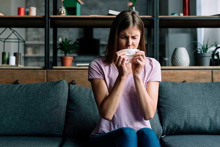 Qué influye en la aparición de las patologías de las vías respiratorias