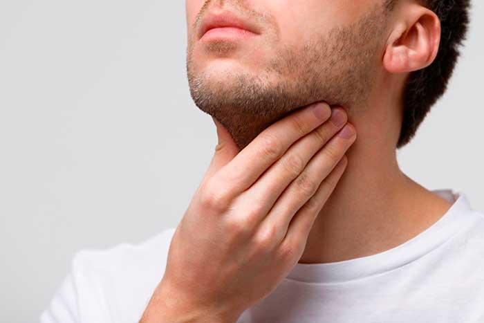 ¿Por qué se produce la faringoamigdalitis?