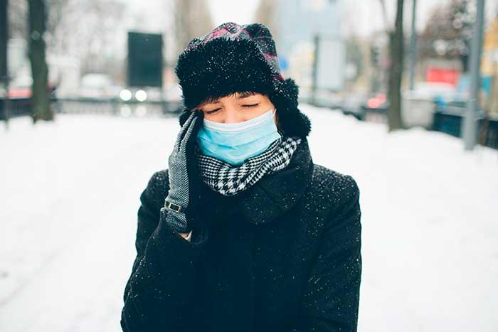 Cómo prevenir las patologías de las vías respiratorias en invierno