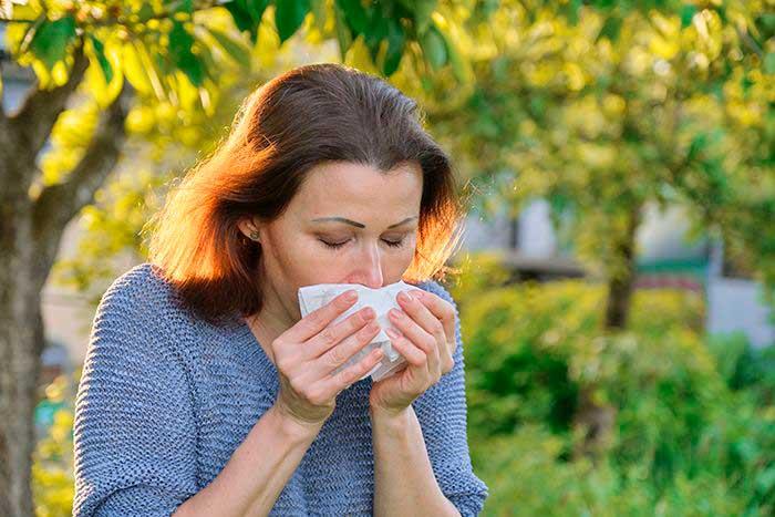 Características de las patologías de las vías respiratorias