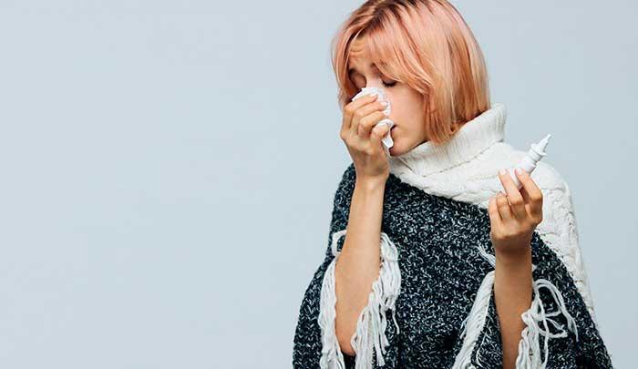 ¿Es efectivo el spray nasal para descongestionar?