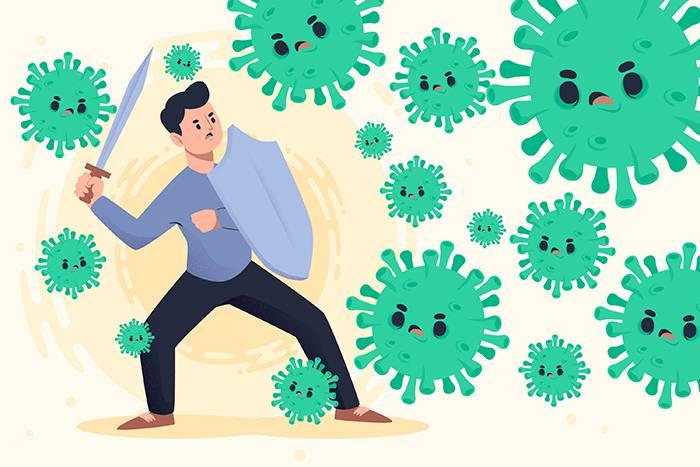 Establecer la relación entre la microbiota intestinal y la Covid-19