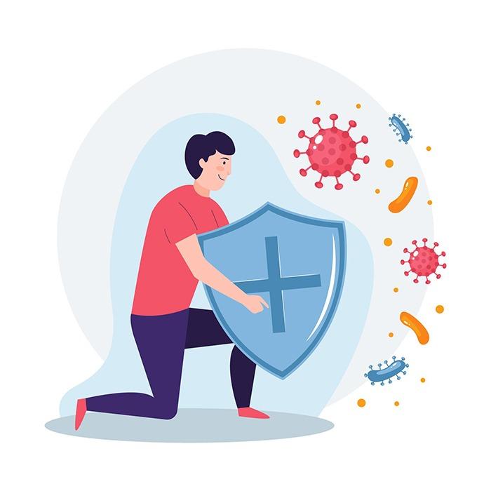 Beneficios y relación entre probióticos e inmunidad
