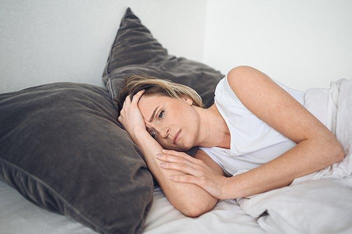Muchos casos de insomnio a causa de la pandemia