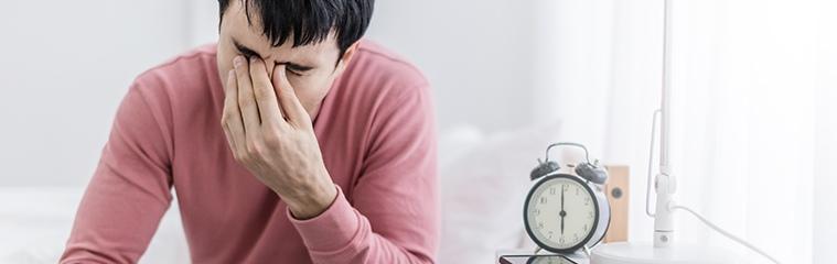 Los casos de insomnio aumentan un 60% a causa de la pandemia