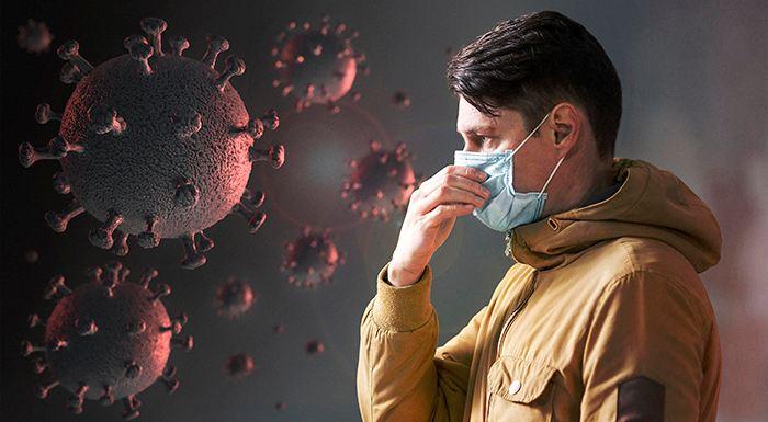 La composición de la microbiota nos protege frente al COVID