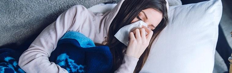 Cómo curar la sinusitis naturalmente