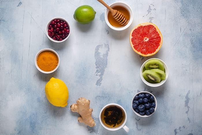 Cuida la dieta y cuida la inmunidad